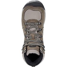 Keen Westward Mid WP Zapatillas Mujer, almond/mist